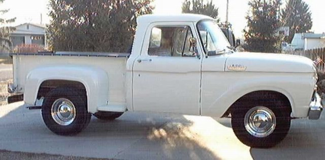 1964 ford one ton truck