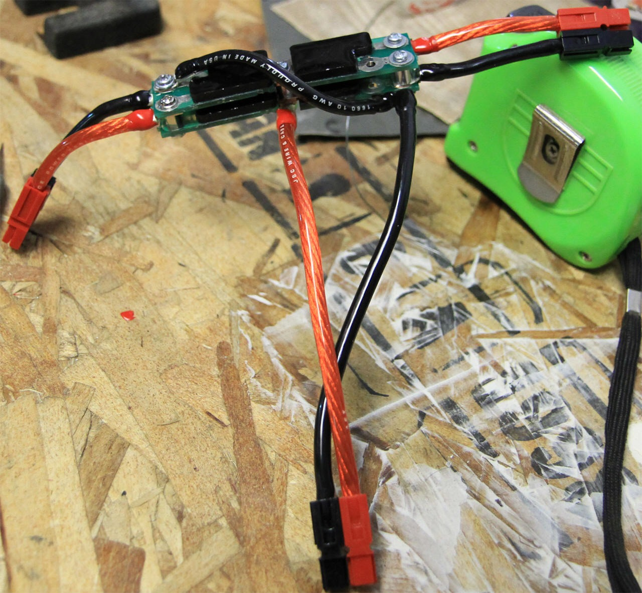 Giant Transend Lx Keeper Trailer Wiring Harness It Worked Pretty Good And I Like My New 10awg Noodle Wire Much Easier To Work With This Is A Great Diode Very Low Voltage Drop Its